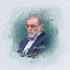 عکس شهید محسن فخری زاده
