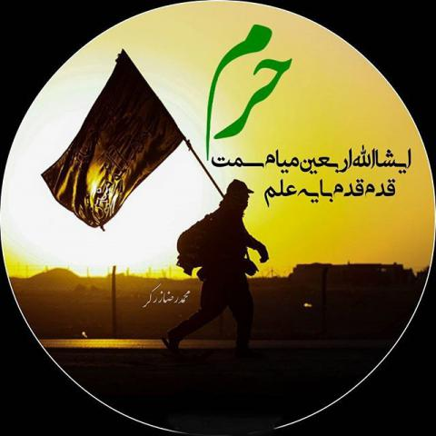 عکس پروفایل اربعین حسینی