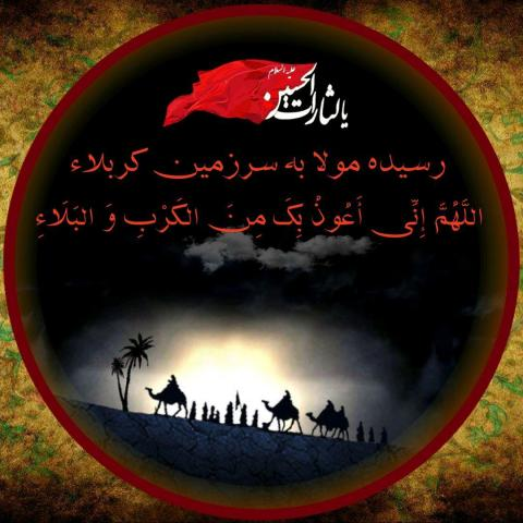 روز دوم محرم / اللهم انی اعوذ بک من الکرب و البلاء