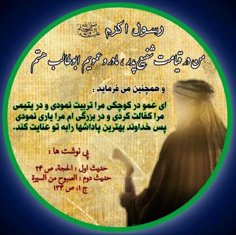 وفات حضرت ابوطالب (سَلامُ اللهِ عَلَيهِ) + آواتار | ضیاءالصالحین