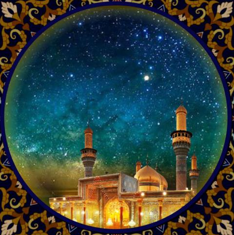 شهادت امام کاظم (علیه السلام) + آواتار | ضیاءالصالحین