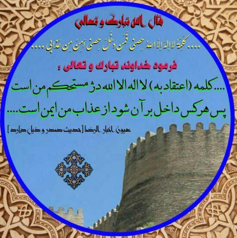 ولایت علی بن ابیطالب(علیهماالسلام)؛ دژ خداوند | ضیاءالصالحین
