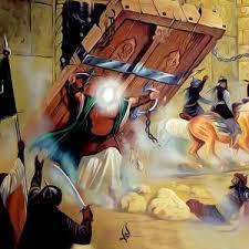 داستان فتح خیبر